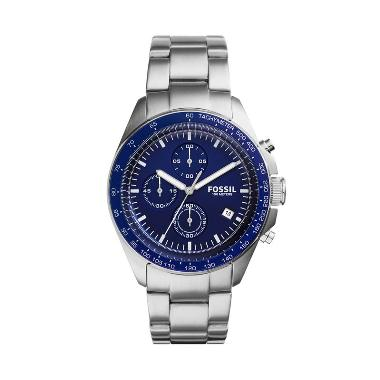 Fossil Sport 54 Chronograph CH3030 Jam tangan Pria - Silver