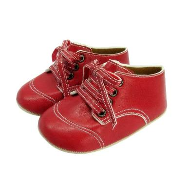 Freddie The Frog Shoes Baby Boots Ferrari Red