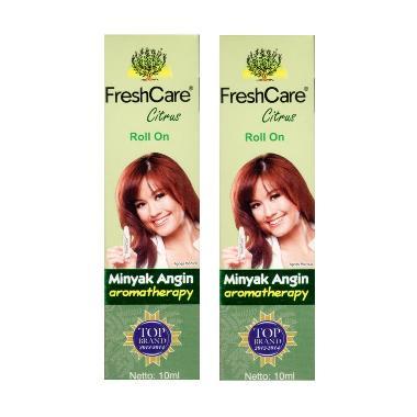 PROMO 10 PCS Fresh Care Citrus Minyak Angin