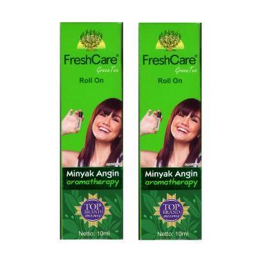 PROMO 3 BOTOL Fresh Care Green Tea Minyak Angin