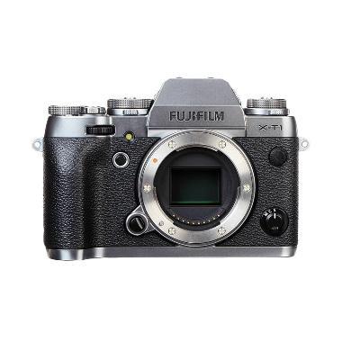 Fujifilm X-T1 GS Graphite Silver Ka ... ard & Memori Sandisk 16GB