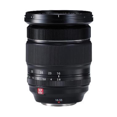 Fujifilm Fujinon Lensa XF 16-55mm f/2.8 R LM WR - Hitam fujishopid