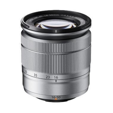 FUJINON XC 16-50mm f/3.5-5.6 OIS II Silver