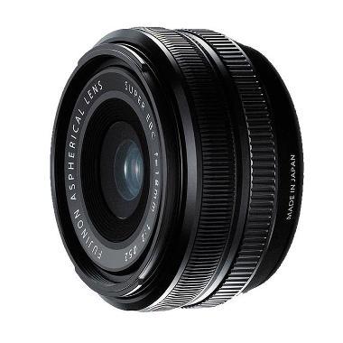 Fujifilm Fujinon XF 18mm F2 R Lensa Kamera
