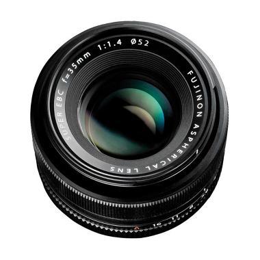 Fujifilm Fujinon XF 35mm F1.4 R Lensa Kamera - Hitam fujishopid