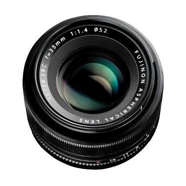 Fujifilm Fujinon XF 35mm F1.4 R Lensa Kamera