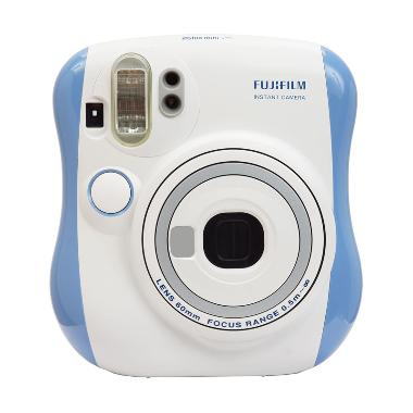 harga Fujifilm Instax Mini 25 Blue Kamera Instax Blibli.com
