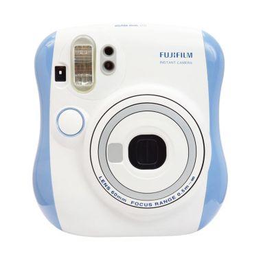 Fujifilm Instax Mini 25S Blue Kamera Polaroid (PT FUJIFILM INDONESIA)