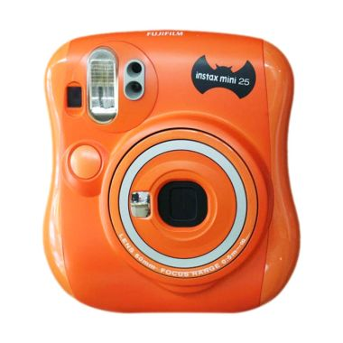 Fujifilm Instax Mini 25S Halloween Kamera Polaroid