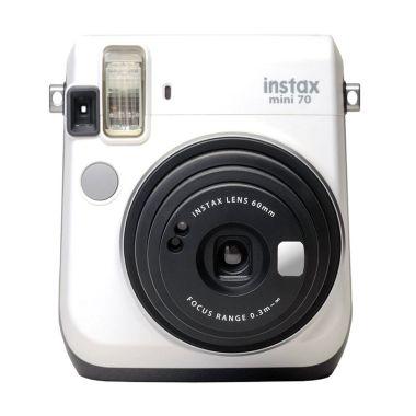 Fujifilm Instax Mini 70 White Kamera Polaroid