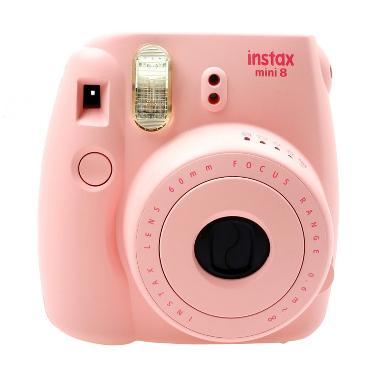 Fujifilm Instax Mini 8S Pink Kamera Polaroid instaxshop
