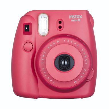 Fujifilm Instax Mini 8S Raspberry Kamera Polaroid instaxshop