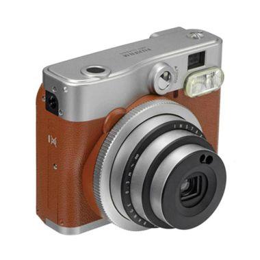 Fujifilm Instax Mini 90 Neo Clasic Brown Kamera instax Witacom