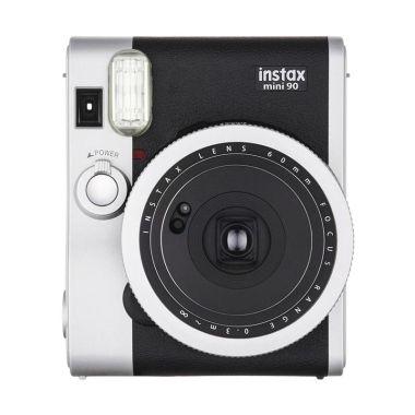 harga Fujifilm Instax Mini 90 Neo Classic Hitam Kamera Polaroid Blibli.com