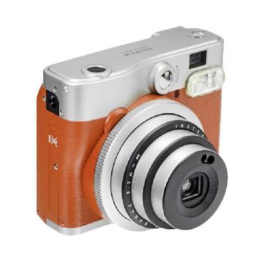 Fujifilm Instax Mini 90 Neo Classic Brown Kamera Instan