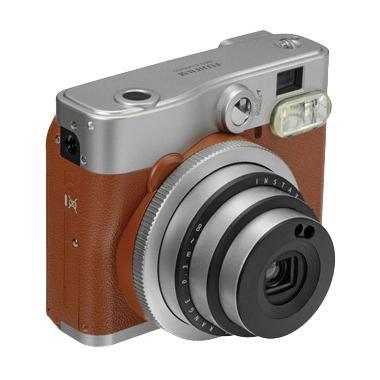 Fujifilm Instax Mini 90 Neo Classic Brown Kamera Polaroid
