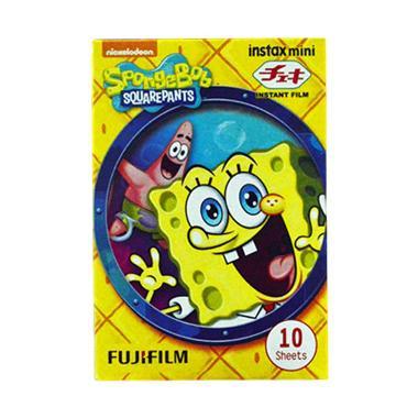 Fujifilm Instax Mini Spongebob Happy Refill Film