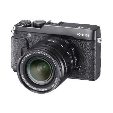 Fujifilm X-E2S Kit 18-55mm Kamera Mirrorless - Black
