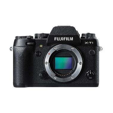 Fujifilm X-T1 Body Only Hitam Kamera Mirrorless