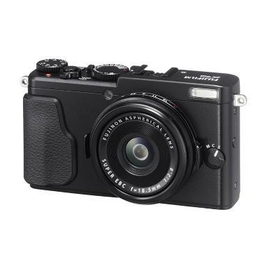 Fujifilm X70 Kamera Pocket - Hitam