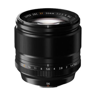 harga Fujifilm XF 56mm f/1.2 R Fujinon Lens Blibli.com