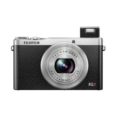 Fujifilm XQ2 Silver Kamera Pocket