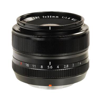 Fujinon XF 35mm F1.4 R BLACK