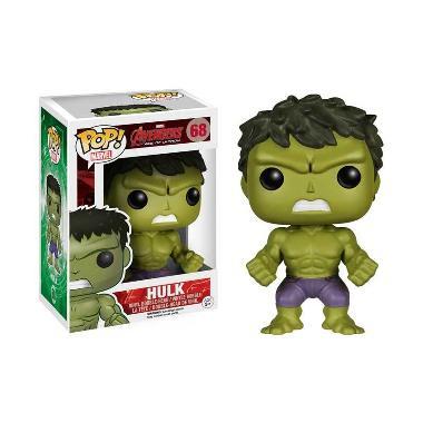Funko Pop Marvel - Avengers Age Of Ultron #68 Hulk