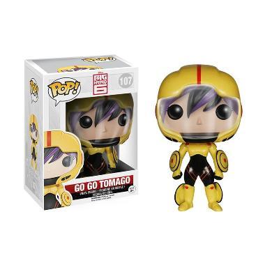 Funko Pop Big Hero 6 Gogo Tamago 4662 Mainan Anak