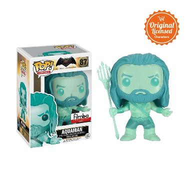 Funko Pop Movies Batman Vs Superman Aquaman Exclusive Mainan Anak