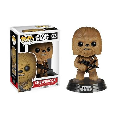 Funko POP Star Wars Episode VII - The Force Awakens Chewbacca Mainan Anak