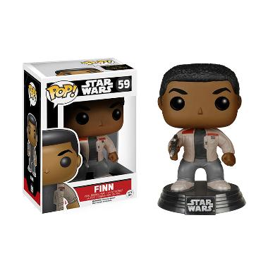 Funko POP Star Wars Episode VII - The Force Awakens Finn Mainan Anak