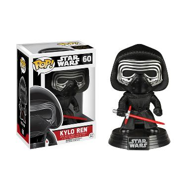 Funko POP Star Wars Episode VII - The Force Awakens Kylo Ren Mainan Anak