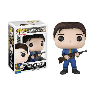 Funko POP! Fallout 4 Vault Dweller Vinyl 7787 Action Figure