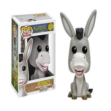 Funko POP Vinyl Figure Donkey - Disney Action Figure