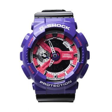 G-Shock GA-110NC-6A Jam Tangan Unisex - Violet