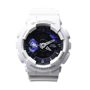 G-Shock GMA-S110CW-7A3 Jam Tangan Unisex - White