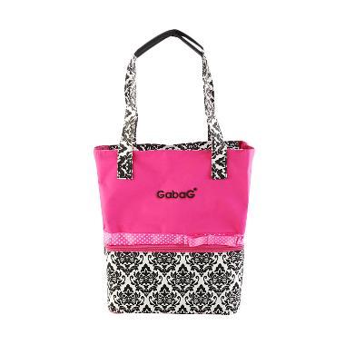 Gabag Ayana Baby Bow Cooler Bag with 2 Ice Gel