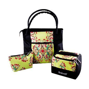 Gabag Diaper Bag Nindya Tas Bayi - Yellow
