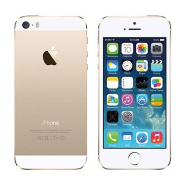 Apple iPhone 5S 16 GB Gold Smartpho ...
