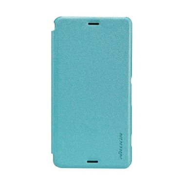 Nillkin Sparkle Leather Blue Casing ...