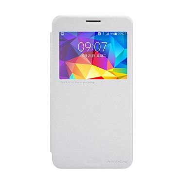 Nillkin Super Frosted Shield White Casing for Samsung Galaxy Mega 2 G7508