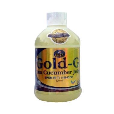Gamat Gold G Jelly Suplemen Kesehatan (320 ml)