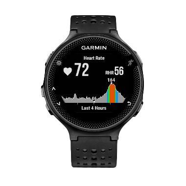 Garmin Forerunner 235 Smartwatch - Grey Black