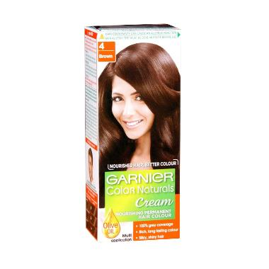 Garnier Color Natural 4 Hair Color - Brown
