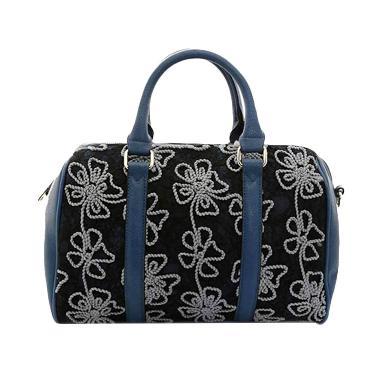 GatsuOne Cristie 1 Hand Bags - Black/Blue