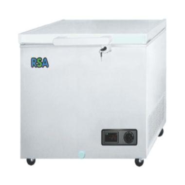 RSA Chest Freezer CF-150 [150 L] - Putih [JABODETABEK ONLY]