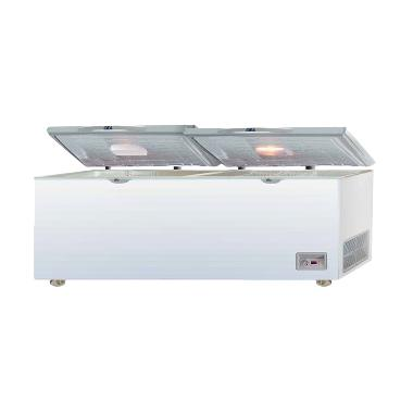 Gea Ab-1200-T-X Chest Freezer - Putih