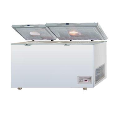 Gea Ab-600-T-X Chest Freezer - Putih - Khusus Surabaya