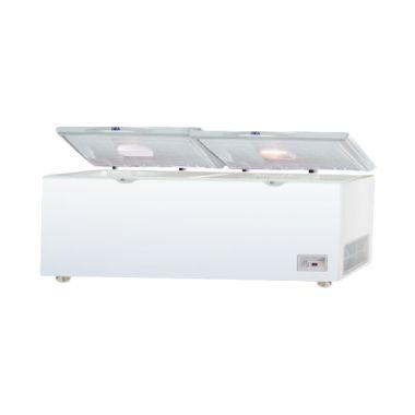 GEA AB-750-TX Putih Chest Freezer [715 L / 192 cm / Khusus Surabaya